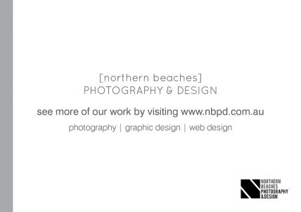 [NBPD] Northern Beaches Photography & Design